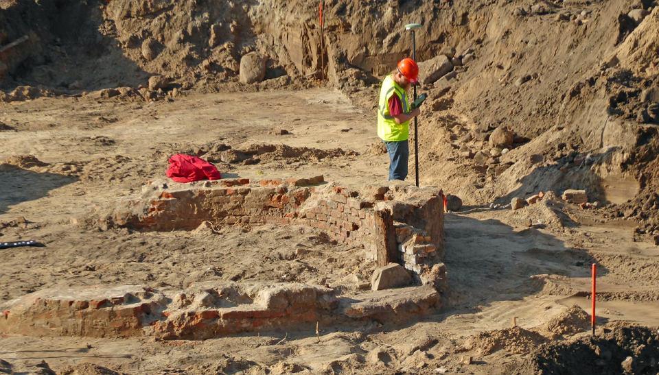Niespodzianki archeologiczne, czyli co może nas spotkać na placu budowy