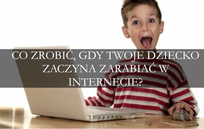 Legalizacja działalności gospodarczej prowadzonej w Internecie. Sugestie dla młodych influencerów, bloggerów, streamerów oraz ich rodziców.